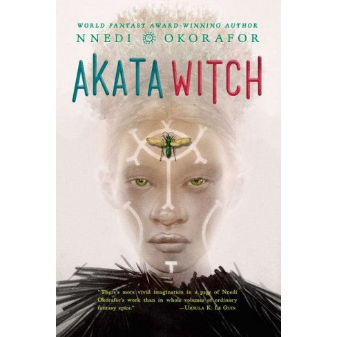 cover art from Akata Witch by Nnedi Okorafor